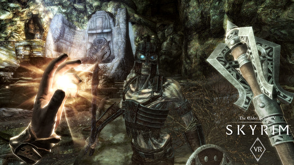 Скриншот №3 к The Elder Scrolls V Skyrim VR