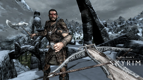 Скриншот №5 к The Elder Scrolls V Skyrim VR