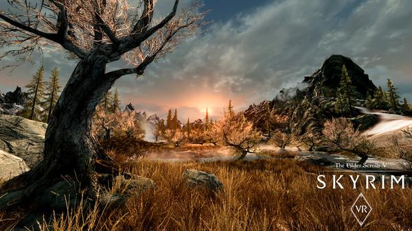 Скриншот №1 к The Elder Scrolls V Skyrim VR