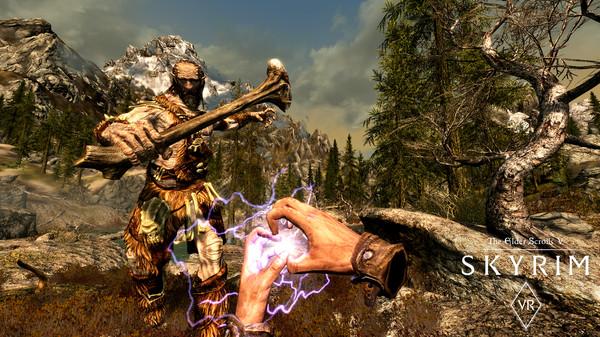 Скриншот №4 к The Elder Scrolls V Skyrim VR