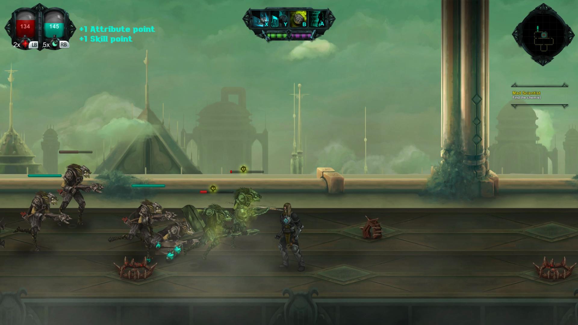 Moonfall Screenshot 3