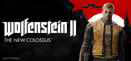 Wolfenstein II: The New Colossus Cover Image