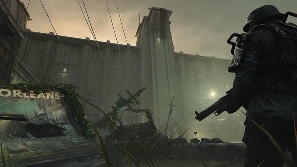 Скриншот №6 к Wolfenstein II The New Colossus