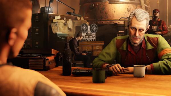 Скриншот №5 к Wolfenstein II The New Colossus