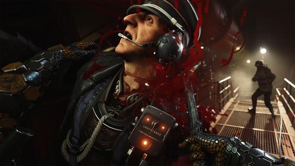 Скриншот №3 к Wolfenstein II The New Colossus