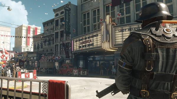 Скриншот №4 к Wolfenstein II The New Colossus