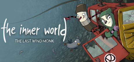 The Inner World - The Last Wind Monk Cover Image
