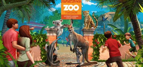 Zoo Tycoon: Ultimate Animal Collection Cover Image