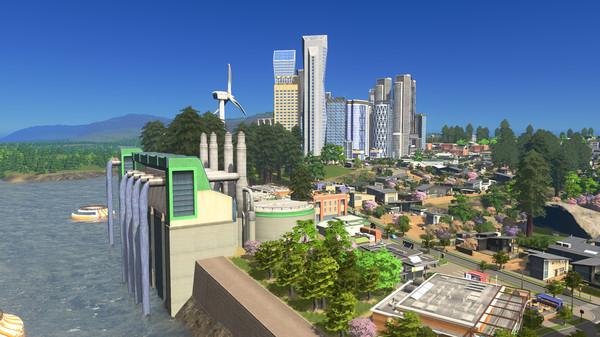Скриншот №5 к Cities Skylines - Green Cities
