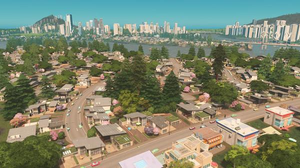 Скриншот №3 к Cities Skylines - Green Cities