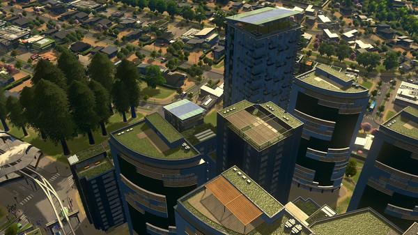 Скриншот №10 к Cities Skylines - Green Cities