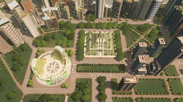Скриншот №6 к Cities Skylines - Green Cities
