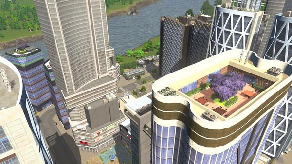 Скриншот №9 к Cities Skylines - Green Cities