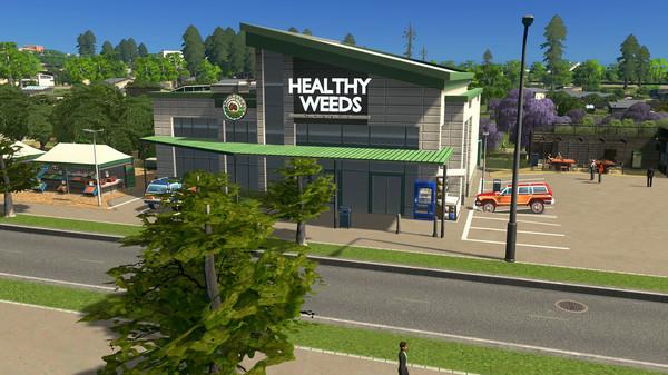 Скриншот №7 к Cities Skylines - Green Cities