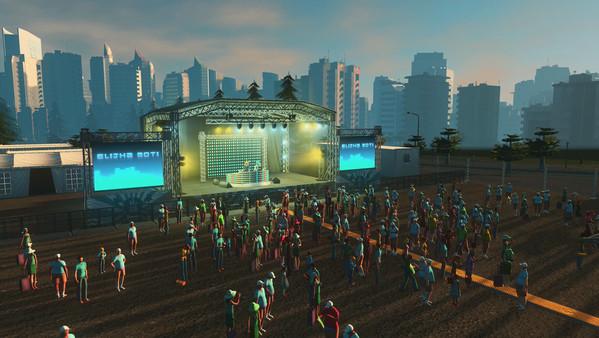 Скриншот №2 к Cities Skylines - Concerts