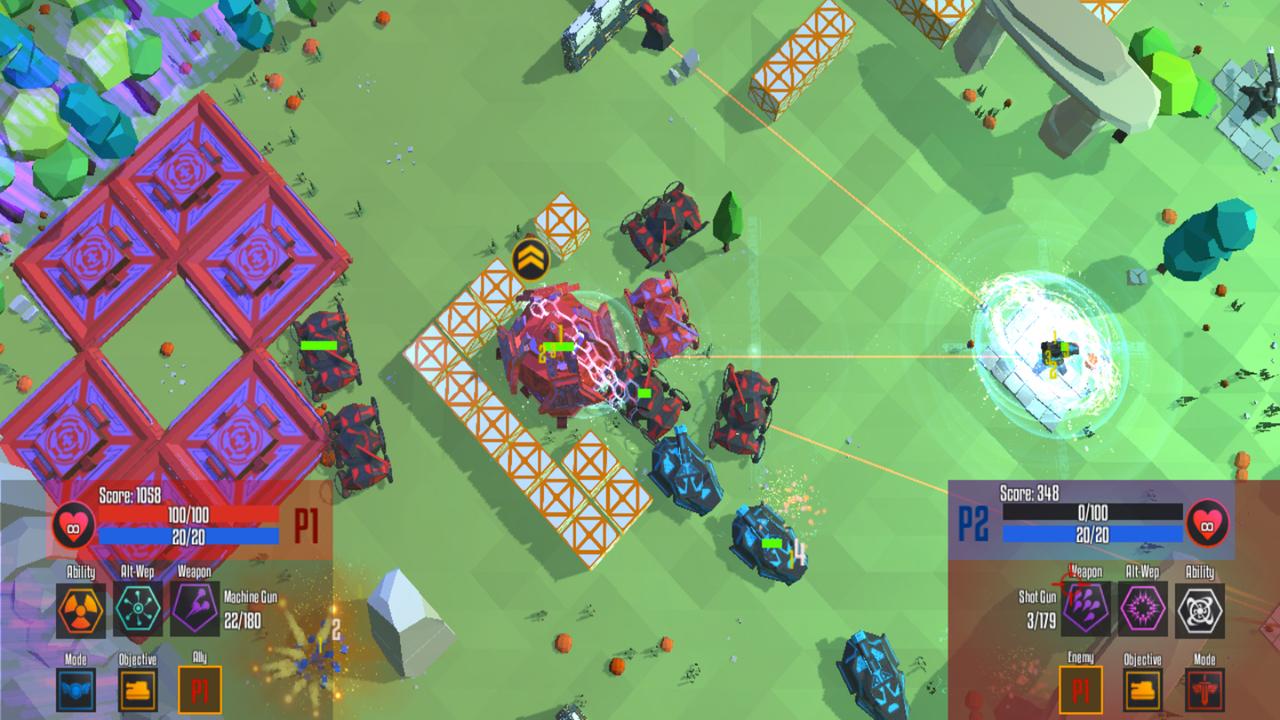 Heavy Bleakness Screenshot 2