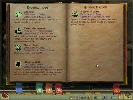 Age of Wonders скриншот