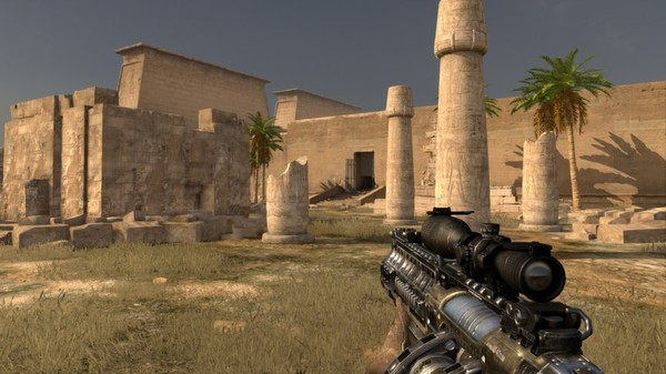 Скриншот №6 к Serious Sam 3 Bonus Content DLC