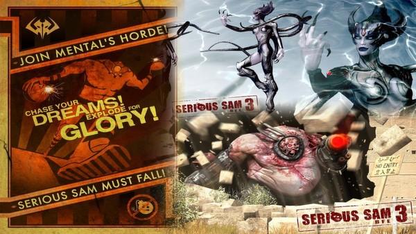 Скриншот №7 к Serious Sam 3 Bonus Content DLC