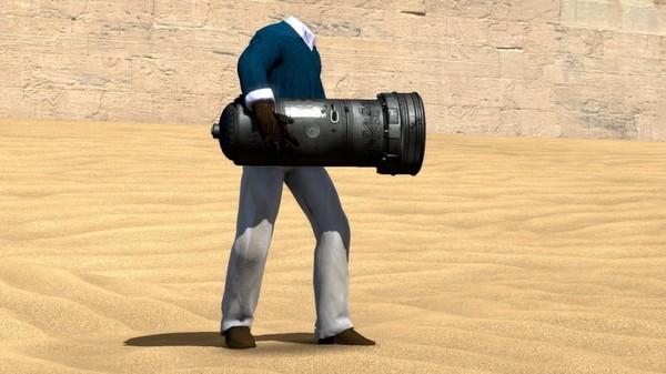 Скриншот №4 к Serious Sam 3 Bonus Content DLC