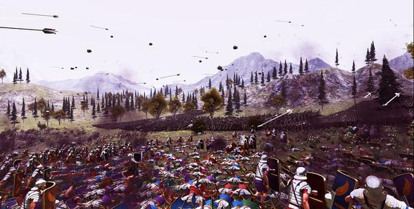 Скриншот №1 к Ultimate Epic Battle Simulator