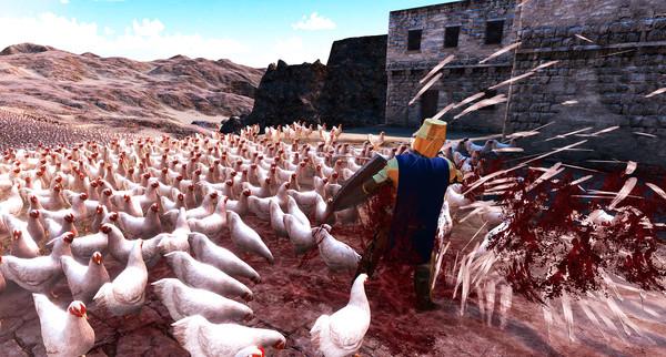 Скриншот №7 к Ultimate Epic Battle Simulator