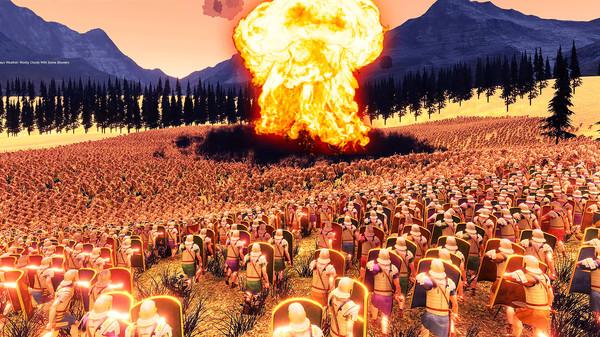 Скриншот №5 к Ultimate Epic Battle Simulator