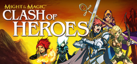 Might & Magic: Clash of Heroes Cover Image