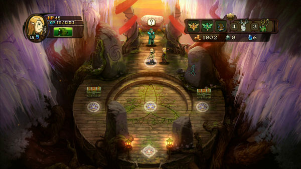 Might and Magic Clash of Heroes скриншот