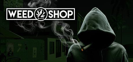 Weed Shop 2 Cover Image