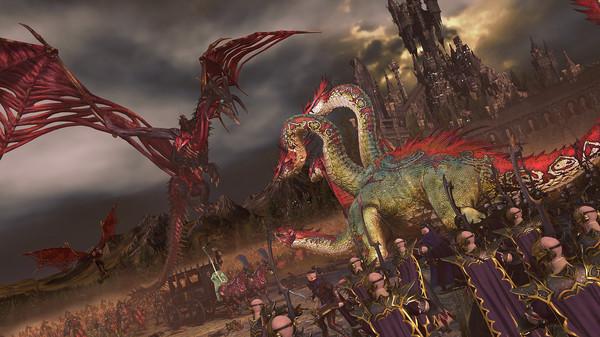 Скриншот №4 к Total War WARHAMMER II - Mortal Empires
