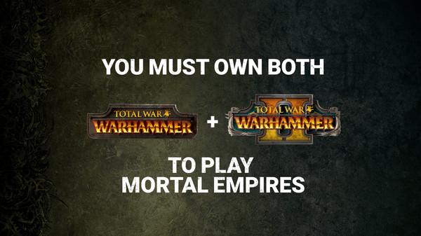 Скриншот №1 к Total War WARHAMMER II - Mortal Empires