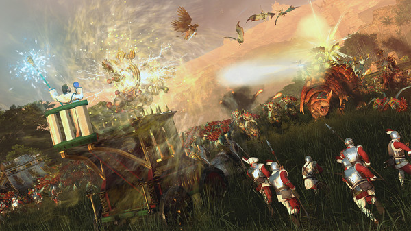 Скриншот №6 к Total War WARHAMMER II - Mortal Empires