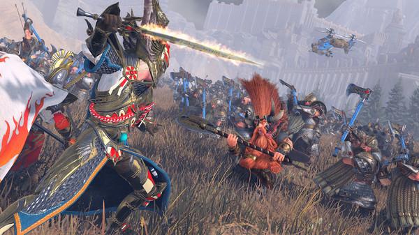 Скриншот №2 к Total War WARHAMMER II - Mortal Empires