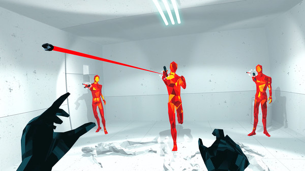 Скриншот №10 к SUPERHOT VR