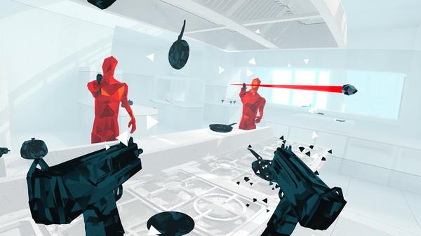 Скриншот №1 к SUPERHOT VR