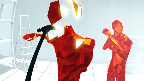 SUPERHOT VR скриншот