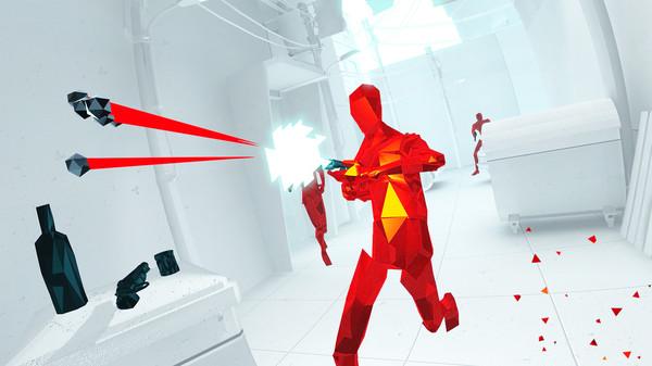 Скриншот №6 к SUPERHOT VR
