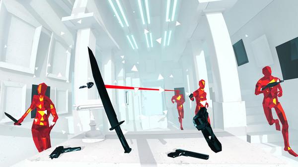 Скриншот №7 к SUPERHOT VR
