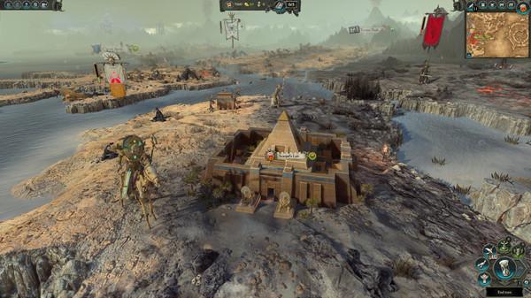 Скриншот №6 к Total War WARHAMMER II - Rise of the Tomb Kings