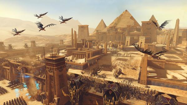 Скриншот №9 к Total War WARHAMMER II - Rise of the Tomb Kings