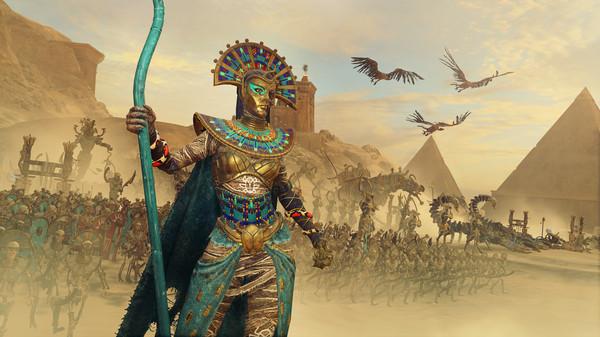 Скриншот №3 к Total War WARHAMMER II - Rise of the Tomb Kings