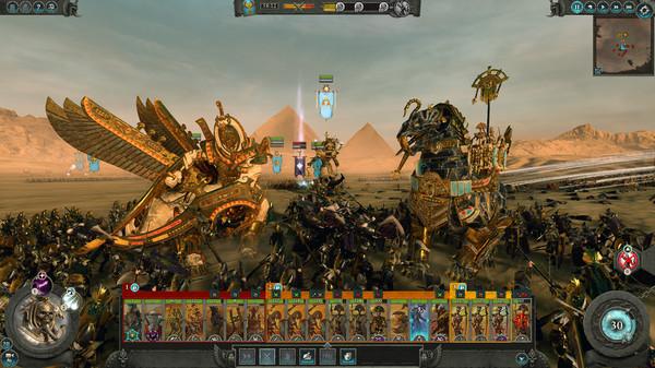 Скриншот №5 к Total War WARHAMMER II - Rise of the Tomb Kings