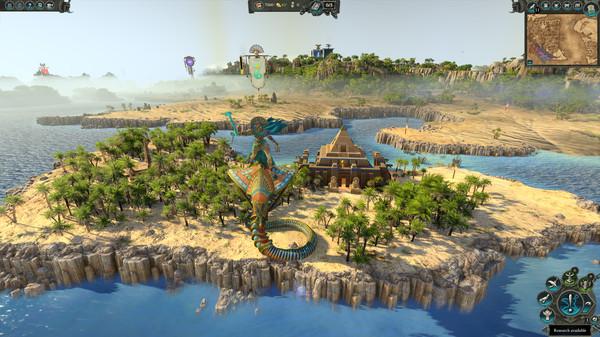 Скриншот №8 к Total War WARHAMMER II - Rise of the Tomb Kings