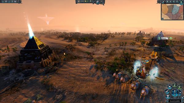 Скриншот №7 к Total War WARHAMMER II - Rise of the Tomb Kings