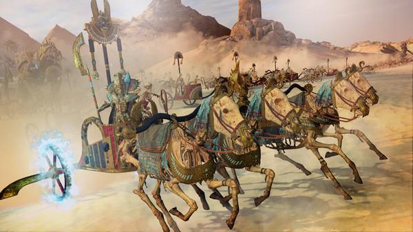 Скриншот №11 к Total War WARHAMMER II - Rise of the Tomb Kings