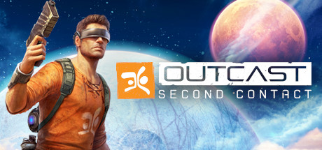 Outcast - Second Contact Cover Image