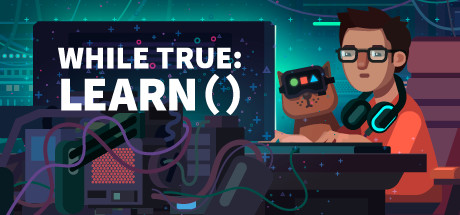 while True: learn() Cover Image