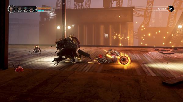 Скриншот №13 к Steel Rats™