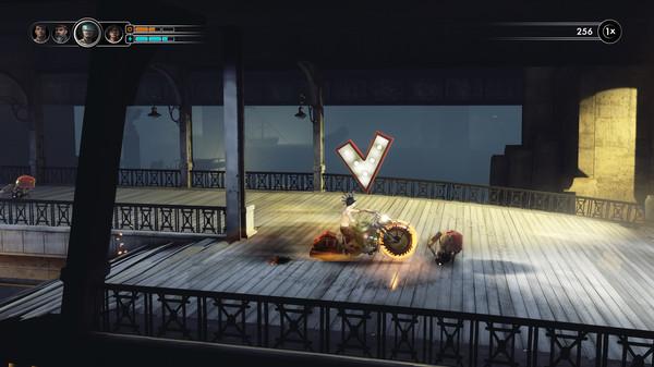Скриншот №2 к Steel Rats™